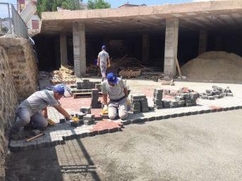 Gebze'de Parke Ve Asfalt Yama Çalışmaları Devam Ediyor