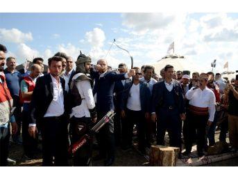Etnospor Kültür Festivali'nde Konya Kültürü Tanıtılıyor
