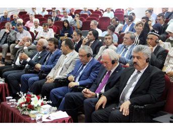 Kütahya'da '15 Temmuz Darbe Girişiminin İslam Çoğrafyasında Yansımaları' Konulu Konferans