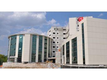 Simav Devlet Hastane İnşaatında Sona Gelindi