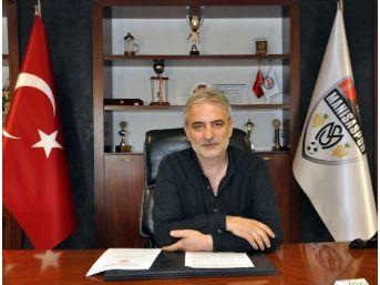 Manisaspor Başkanı Mergen'den Koray Palaz Açıklaması