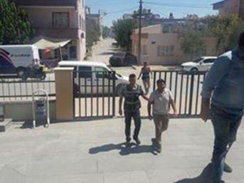 Mut'ta 1 Komiser Yardımcısı Tutuklandı
