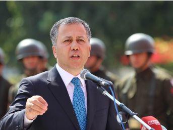 Vali Yerlikaya'dan Fırat Kalkanı Operasyonu Değerlendirmesi