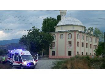 Tosya'da Motosiklet Kazası: 1 Yaralı