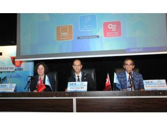Icat 2016 Konferansı Selçuk'ta Gerçekleştirildi