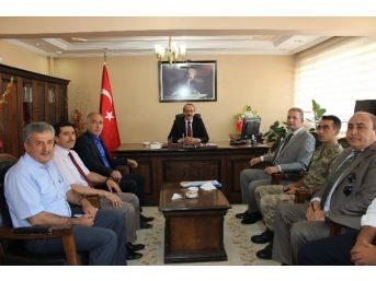 Vali Seddar Yavuz'dan Hasköy'e Yatırım Müjdesi