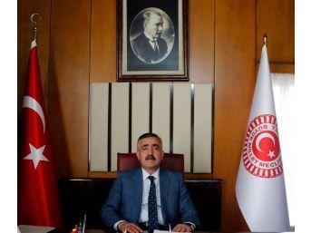 Ak Parti Niğde Milletvekili Erdoğan Özegen;