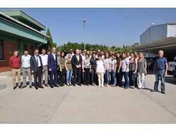 Adana Aski'de Bayramlaşma