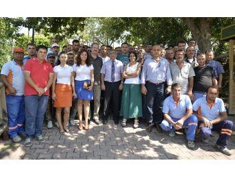 Muratpaşa'da Bayram Önlemleri