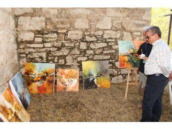 Başkan Kayalı'dan Sanatçılara Ziyaret