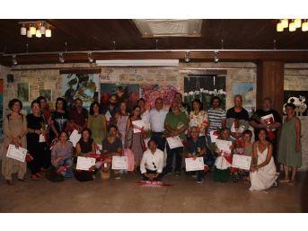 Kuşadası Uluslararası Resim Çalıştayı Sona Erdi