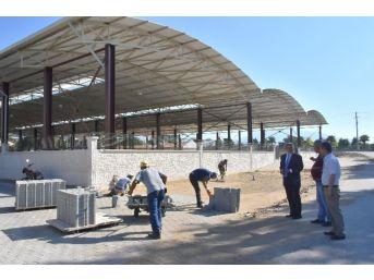 Nazilli Belediyesi, Turan Mahallesine Pazaryeri Kazandırıyor