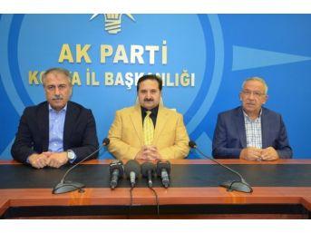 Ak Parti Konya Milletvekili Özdemir Gündemi Değerlendirdi