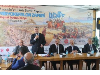 Miryokefalon Savaşı Anadolu'nun Kurtuluş Savaşıdır