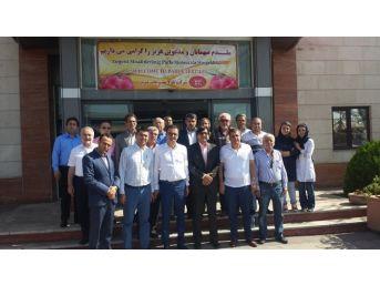 Uşak Tekstilcileri İran Pazarında