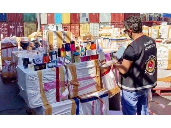 Parfüm Kaçakçılarının Bayram İştahı Kursaklarında Kaldı