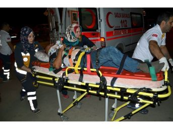 Kargı'da Trafik Kazası: 5 Yaralı