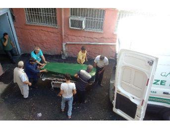 25 Tl İçin Eniştesini Öldürdü