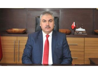 Uşak Valisi Ahmet Okur'un Bayram Mesajı