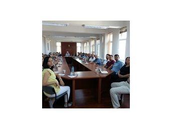 Akademik Genel Kurul Toplantısı Yapıldı