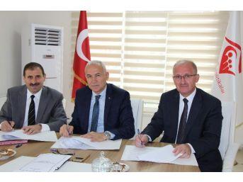 Amasya'da Bakıcılara Profesyonel Eğitim Verilecek