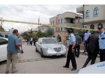 İsrail Büyükelçiliği Yakınlarında Kavga