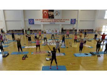Muratpaşa'da Spor Günleri Başlıyor