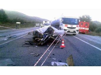 Çamlık'ta Trafik Kazası: 1 Ölü, 14 Yaralı