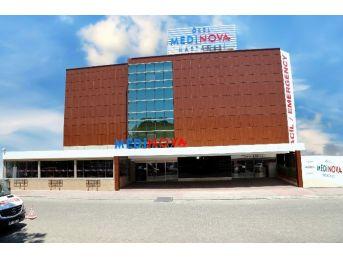 Medinova Hastanesi Resmen Açılıyor