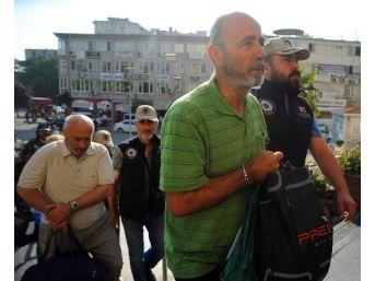 Fetö'den Tutuklu Eski Vali İle Emniyet Müdürü Kocaeli'ne Nakledilecek