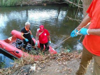 Kayıp Garsonun Cesedi Nehirde Bulundu
