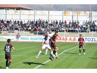 Anagold 24 Erzincanspor-kozan Belediyespor İle 0-0 Berabere Kaldı