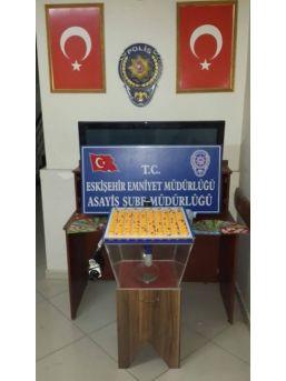 Eskişehir'de Tombala Baskını