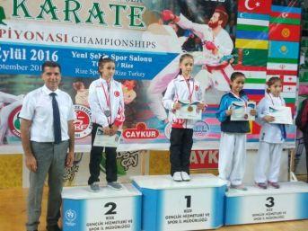 İhlas Eğitim Kurumları Spor Kulübü'nden Uluslararası Başarı