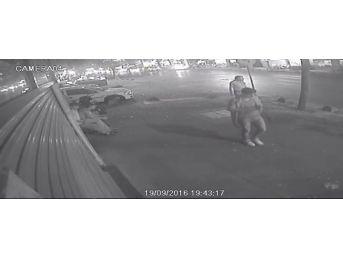 (özel Haber) 3 Dakikada Motosiklet Hırsızlığı Kamerada
