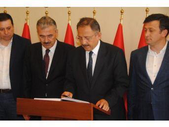Bakan Özhaseki'den Terör Mağduru İlleri Restore Açıklaması