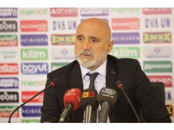 Çaykur Rizespor Teknik Direktörü Hikmet Karaman: