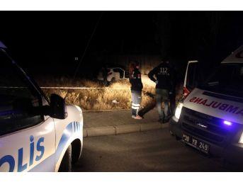 Kaza Anonsuna Giden Ekipler Tüfekle Vurulmuş Şahısla Karşılaştı