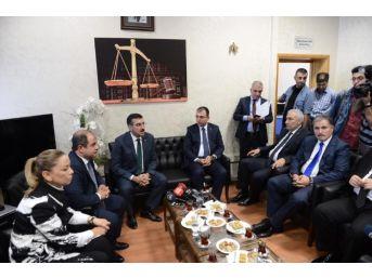 Gümrük Ve Ticaret Bakanı Bülent Tüfenkci Malatyalılara Müjdeyi Verdi: