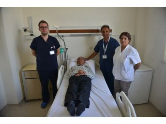 Ege'nin Tek Hibrid Ameliyathanesinde Ameliyatlar Başladı