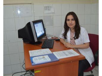 Kula Devlet Hastanesi'nde Diyetisyen Göreve Başladı