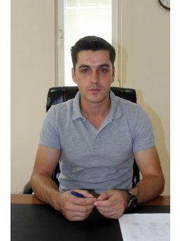 Salihli'de Yeni Komiserler Görevine Başladı