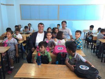 Mut Belediyesi'nden Bin 168 Öğrenciye Kırtasiye Yardımı