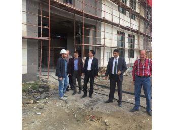 Ürgüp Devlet Hastanesi İnşaatında Sona Yaklaşıldı
