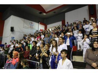 14. Karadeniz Judo Turnuvası Başladı