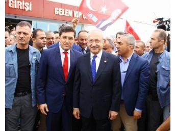 """Kılıçdaroğlu: """"cumhuriyet Altın Tabakta Bize Sunulmadı"""""""