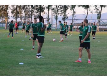 Şanlıurfaspor Kupa Maçına Hazır