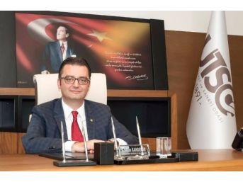 Utso, Vergi Dairesi Müdürlüğü İle Birlikte Toplantı Düzenledi