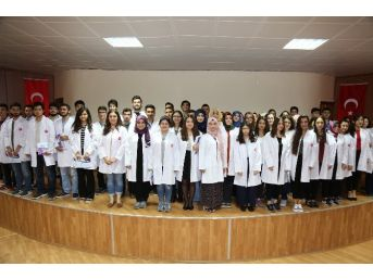Bozok Üniversitesi Tıp Fakültesi Öğrencileri Yozgat'ta Eğitime Başladı