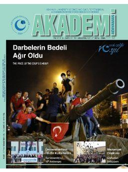Akademi Adıyaman Dergisi'nin 12. Sayısı Yayımlandı